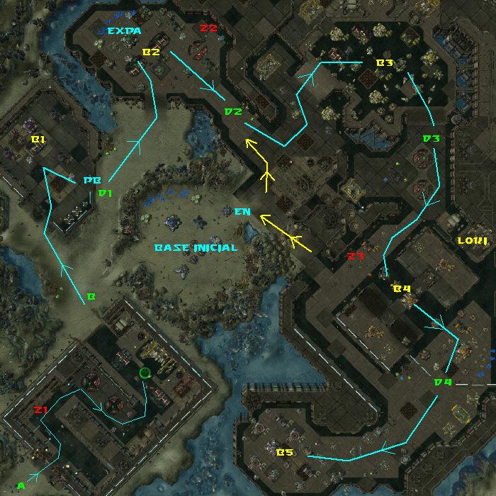 descargar mapas para starcraft